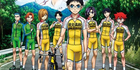 Yowamushi Pedal : New Generation, Actu Japanime, Japanime,