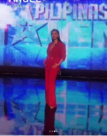 Angel Locsin Looks Hot And Stunning On PGT Live Shows