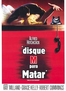 Disque M Para Matar - DVDRip Dublado