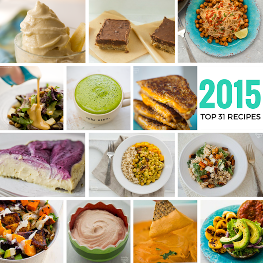 Top 31 Recipes of 2015