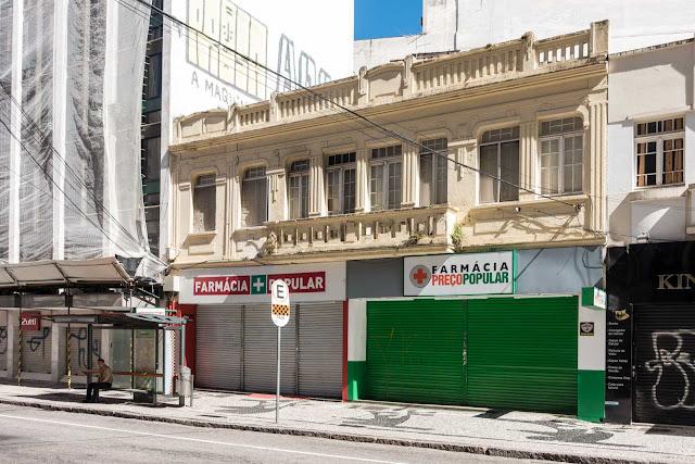 Sobrado na Rua Ébano Pereira 27, Curitiba