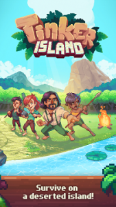 Tinker Island MOD APK 1.1.21 Unlimited Money/Gems