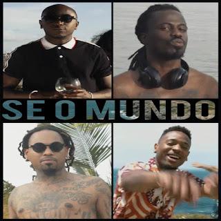 Don G - Se O Mundo… (feat. Prodígio, NGA & Deezy) [Vídeo]