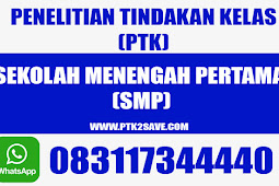 PTK BAHASA INDONESIA SMP PWIM (BAB I)