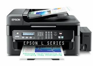 Epson L550 Driver Downloads