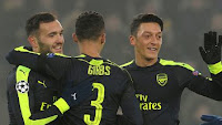 Basel vs Arsenal 1-4 Video Gol & Highlights