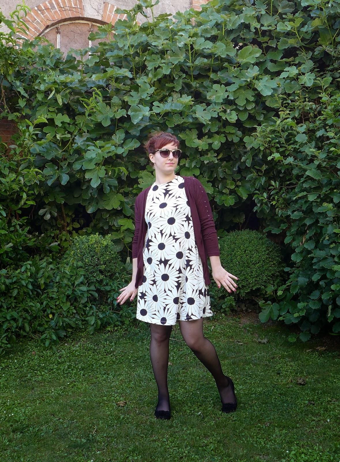 robe marguerite asos
