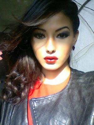 awesome Nepali actress Samragyee Rajya Laxmi Shah