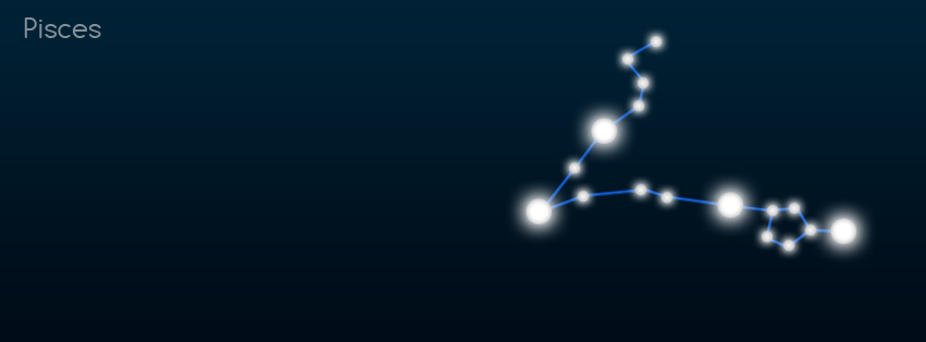 Pisces Facebook Cover
