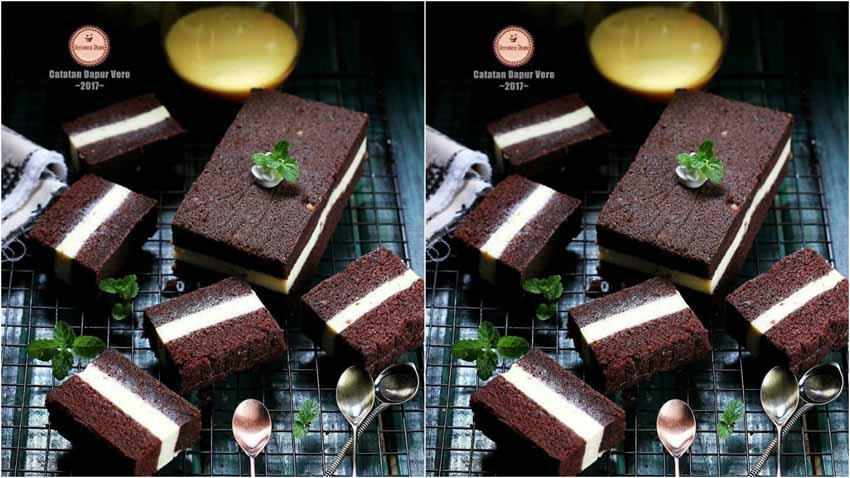 Resep Membuat Cake Kukus Lapis Cheese Super Moist