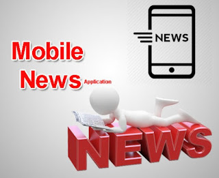 Smartphone Online News Applications Hindi