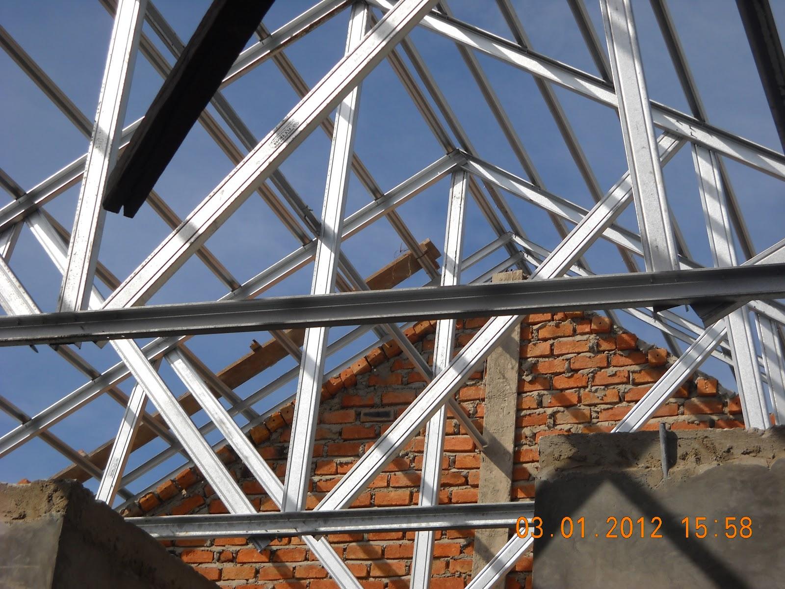 cara menghitung pemakaian baja ringan untuk atap rumah sudah menggeser kudakuda kayu - megatruss ...