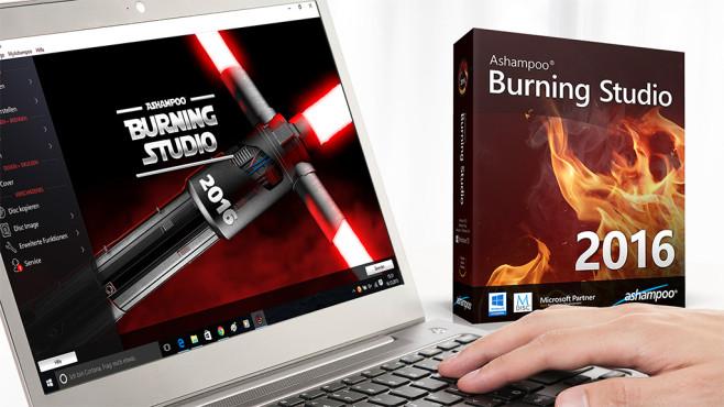 ashampoo burning studio 2016 license key Archives