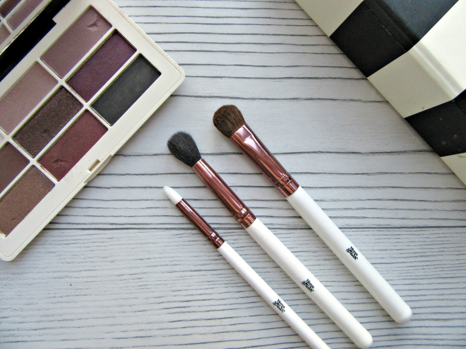 Nima eyeshadow brushes