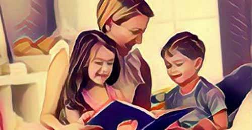 Tips Memilih Buku Bacaan Sesuai Usia Anak