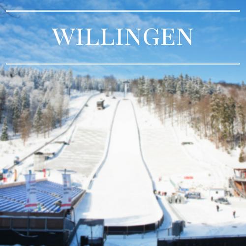 Jak dojechać do Willingen (Niemcy)?