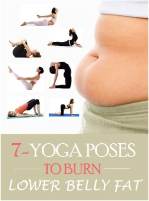 7  yoga poses to burn lower belly fat  yoga time