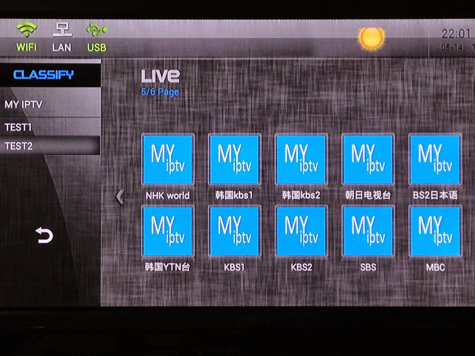 MYIPTV : 2015
