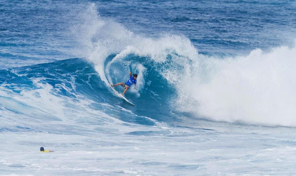 40 Vans World Cup of Sufing 2014 Alex Smith Foto ASP