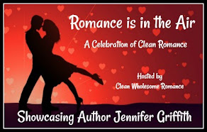 Romance is in the Air featuring Jennifer Griffith – 4 March