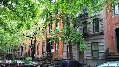 Morton Street NYC