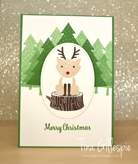 scissorspapercard, Stampin' Up!, Art With Heart, Heart Of Christmas, Foxy Friends, Star Of Light, Merry Christmas To All, Stitched Shapes Framelits