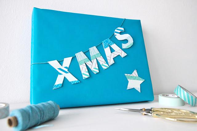 Kreative Geschenkverpackung