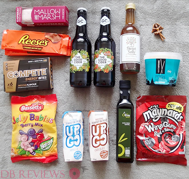 September 2015 Degustabox and 6 Pound Discount Code