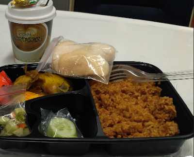 Daftar Harga Makanan di Kereta Terbaru
