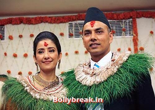 Manisha Koirala and Samrat Dalal, Bollywood's shocking divorces - List of Divorce Bollywood Celebs