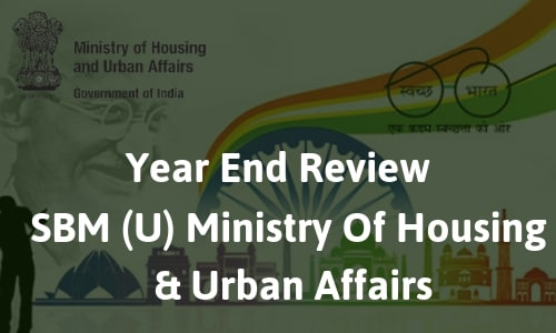 Year End Review: SBM (U) Ministry Of Housing & Urban Affairs