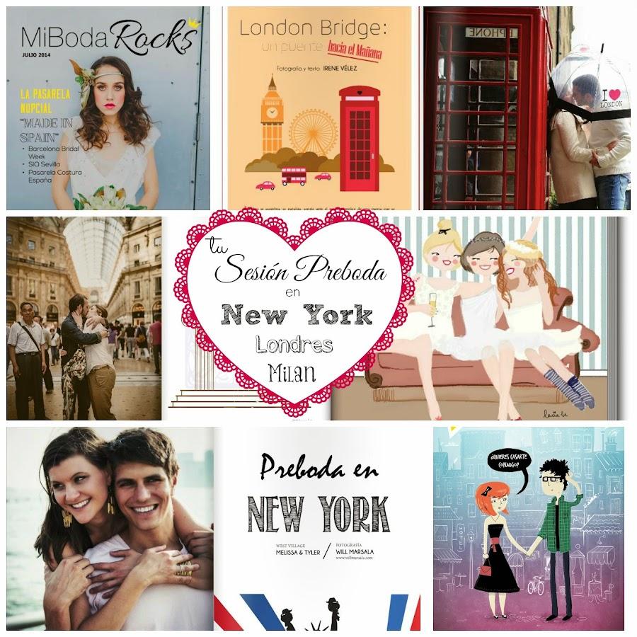 sesion preboda en new york londres milan blog boda mi boda gratis