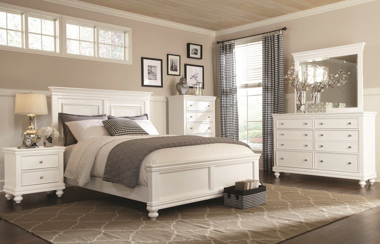 PORTOFOLIO) White Bedroom Furniture for Adults You Will Love