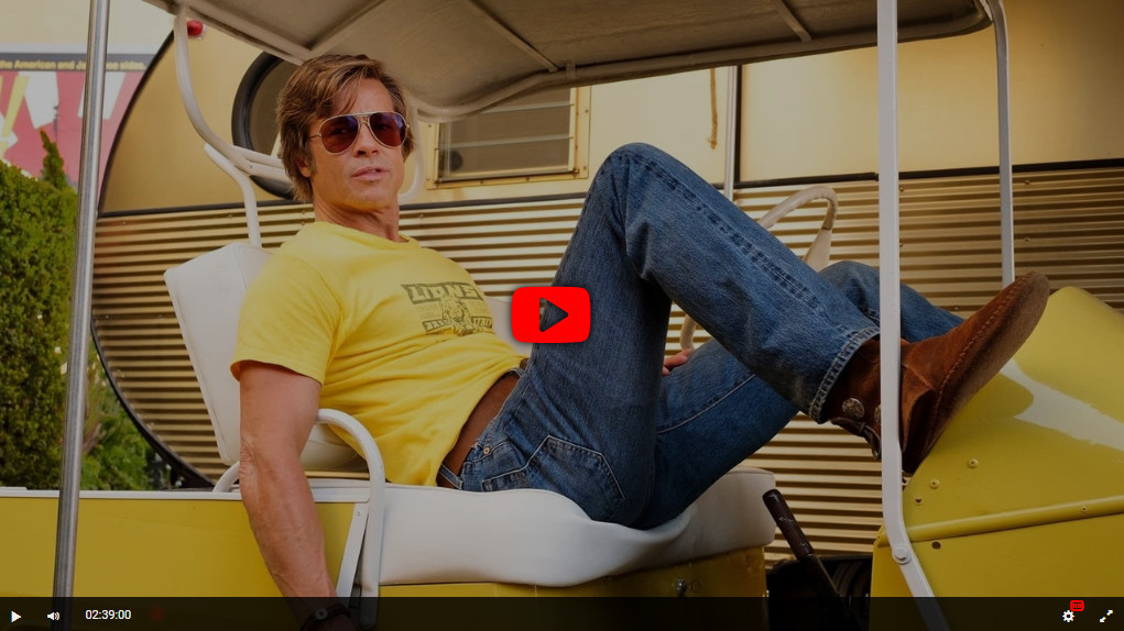 Once Upon a Time in Hollywood Película Completa