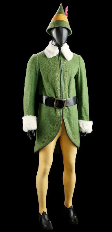 Will Ferrell Buddy Elf movie costume