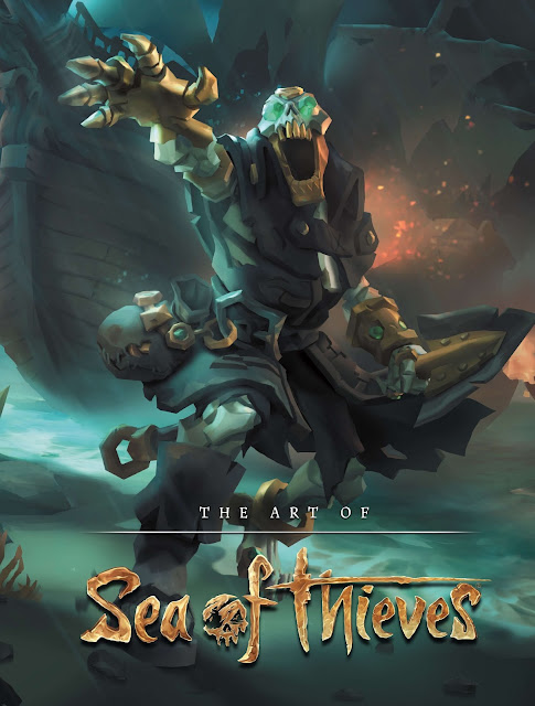 Sea Of Thieves Art Book
