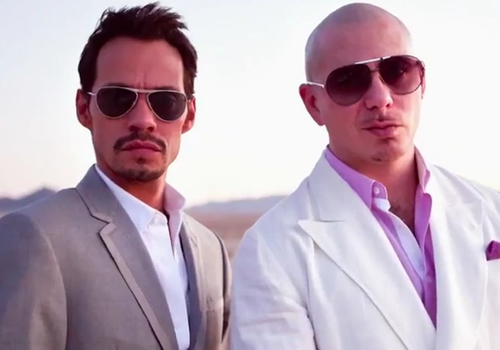 ME PITBULL MP3 OVER TÉLÉCHARGER MARC ANTHONY RAIN FEAT