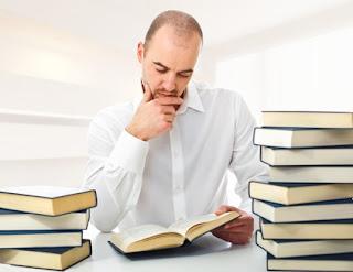 Hasil Penelitian : Membaca Buku 30 Menit Perhari Bisa Panjangkan Umur