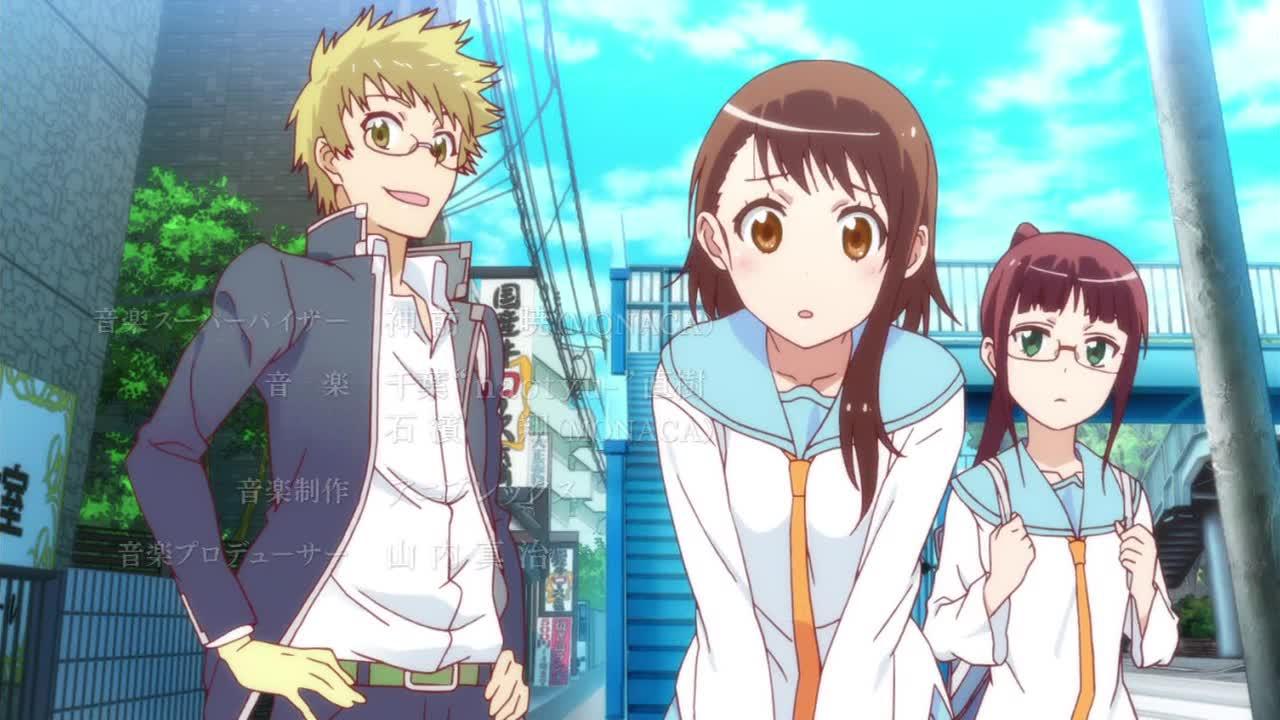 anime mirip golden time