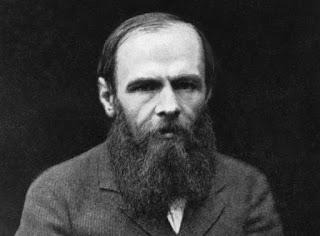 Escritor Fiódor Dostoiévski