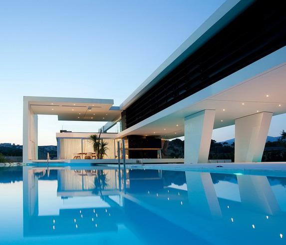 rumah minimalis dan modern