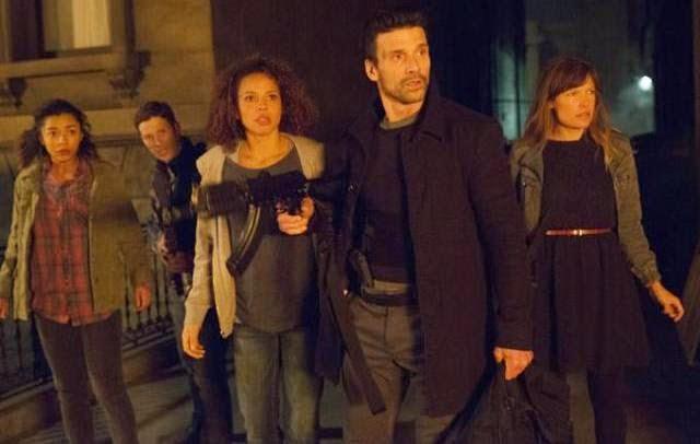 Cena do filme Uma Noite de Crime: Anarquia