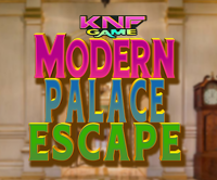 KNFGames Modern Palace Escape Walkthrough