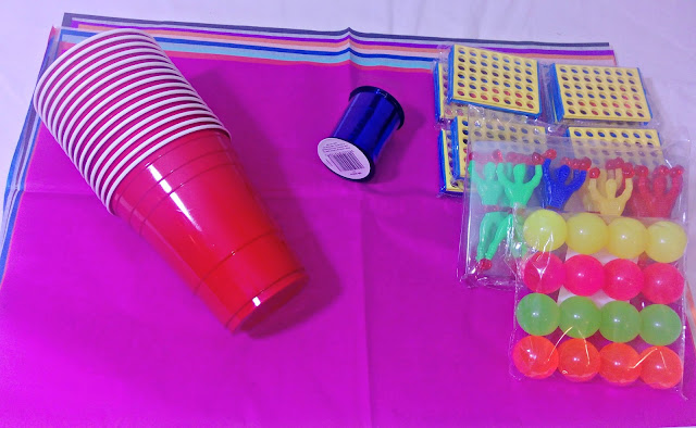 Everything You Need to Make Party Bags