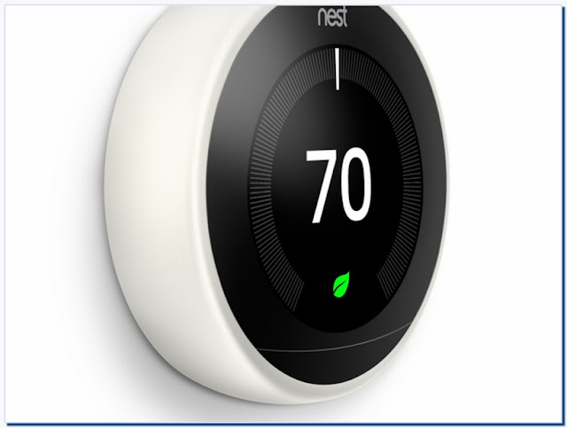 How much bandwidth does a nest thermostat use