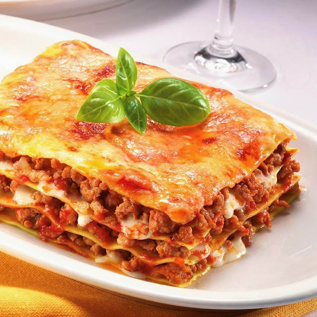 Makanan Terenak di Dunia lasagna