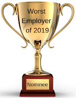 """The 1st nominee for the """"worst employer of 2019"""" is … the philandering pharmacist"""