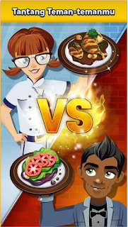 Game Gordon Ramsay Dash V1.8.9 Hack MOD Apk Terbaru