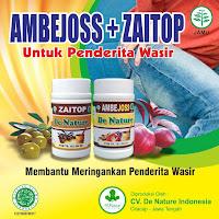 Kapsul Ambejoss dan Salep Salwa Rekomendasi Obat Wasir dari Dokter