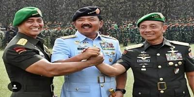 TNI AD Memegang Peran Kehidupan Berbangsa